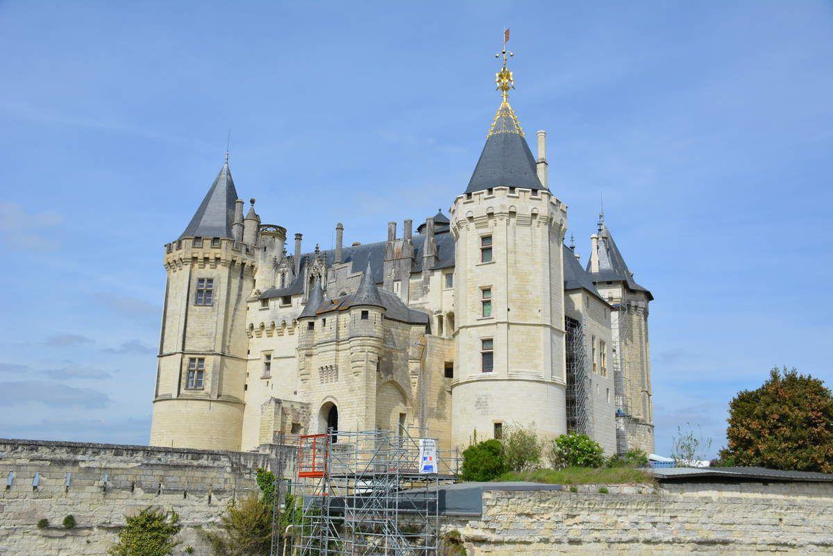 Château de Saumur - Photos: Lankaart (c)