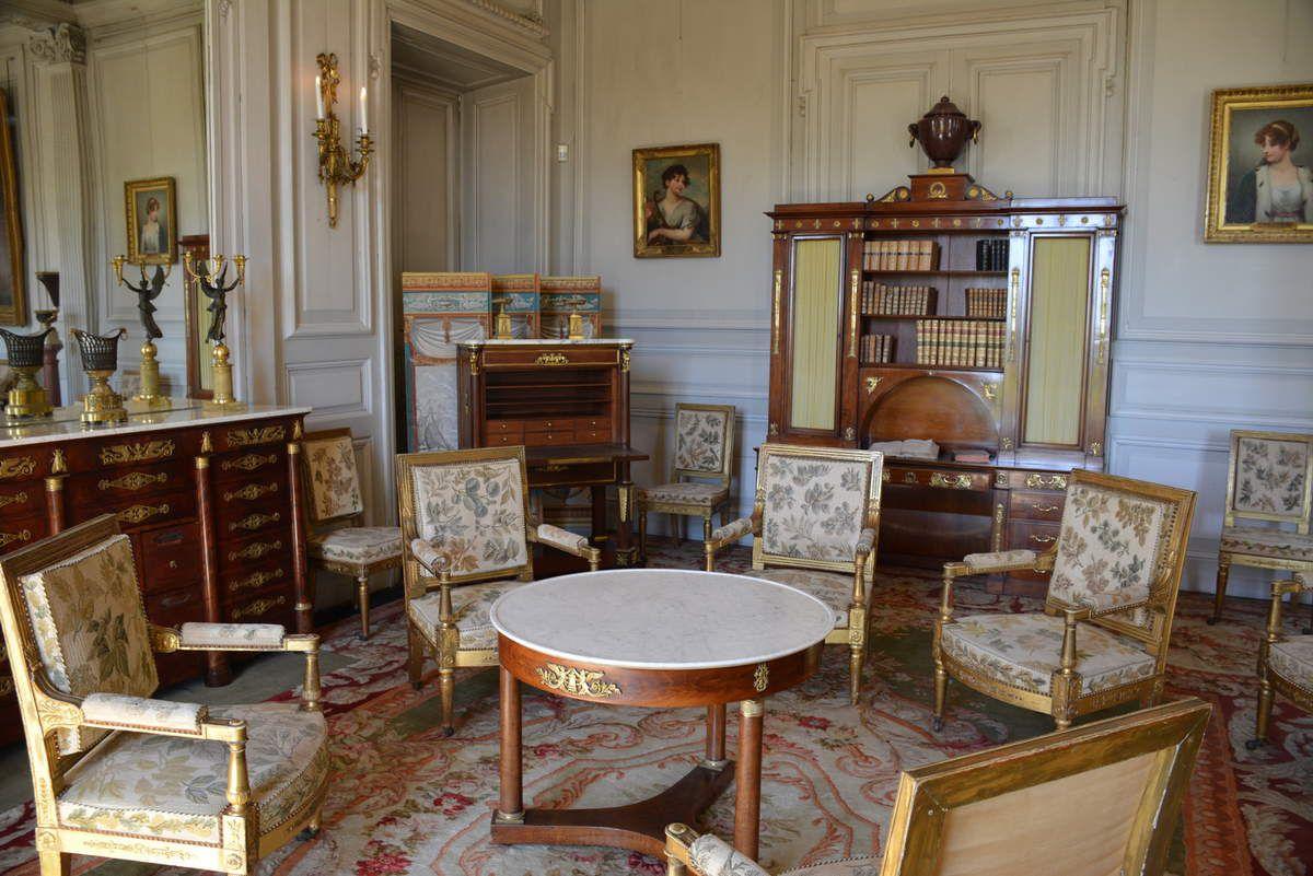 Châteaux de la Loire - Château de Valançay - Photos: Lankaart (c)