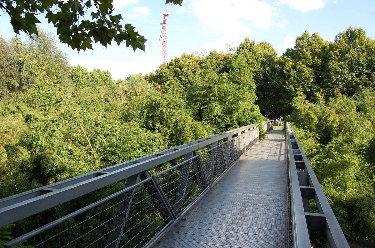 Parc de la Villette  - Photos: Lankaart (c)