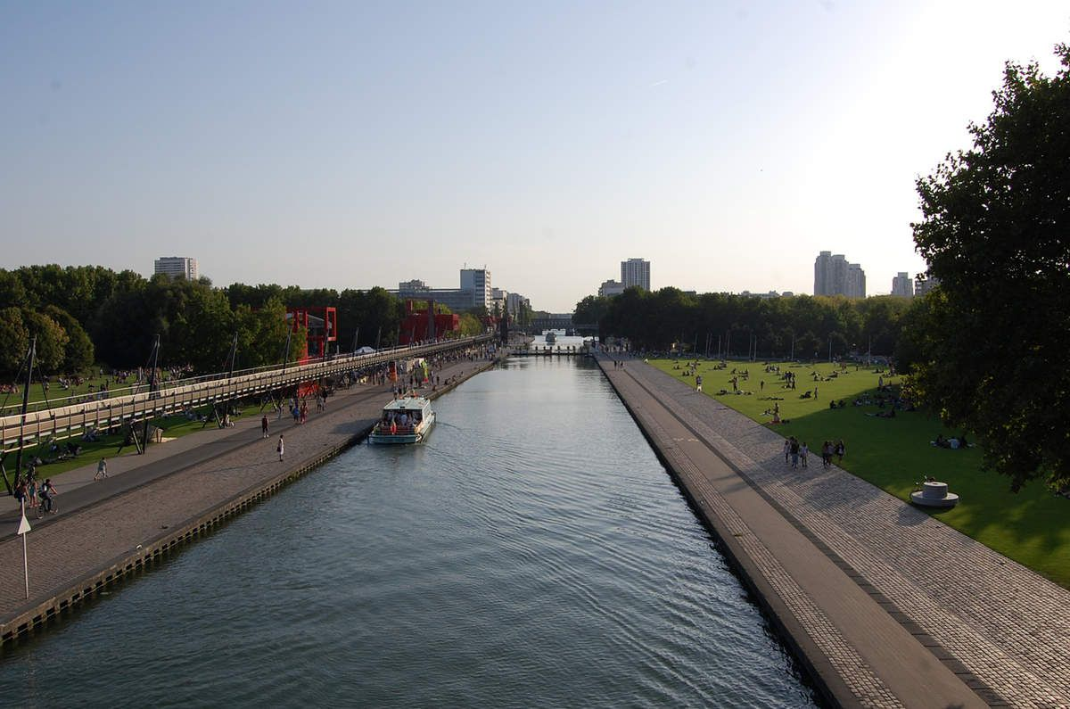 Bernard Tschumi - Parc de la Villette  - Photos: Lankaart (c)