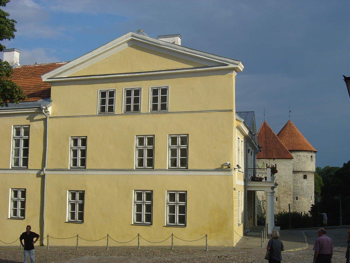 Estonie - Tallin - Photos: Lankaart (c)