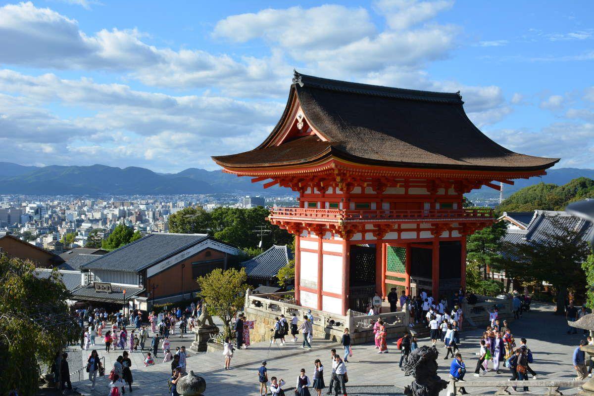 Kyoto - Kiyomizu - Photos: Lankaart (c)