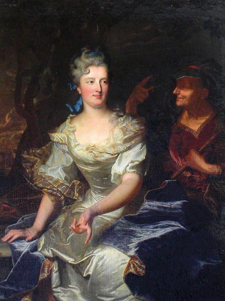 Portraits  de Marie-Anne Varice de La Ravoye
