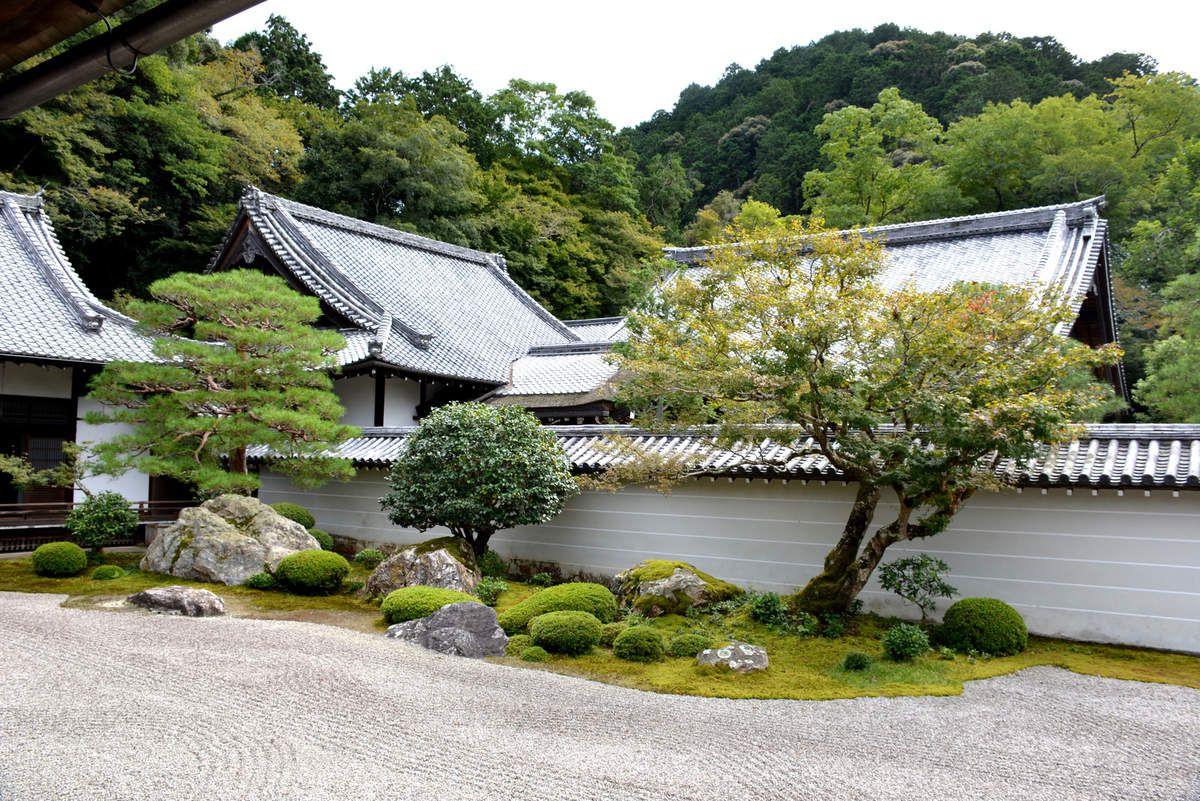 Kyoto - Nanzen-ji Hojo - Photos: Lankaart (c)