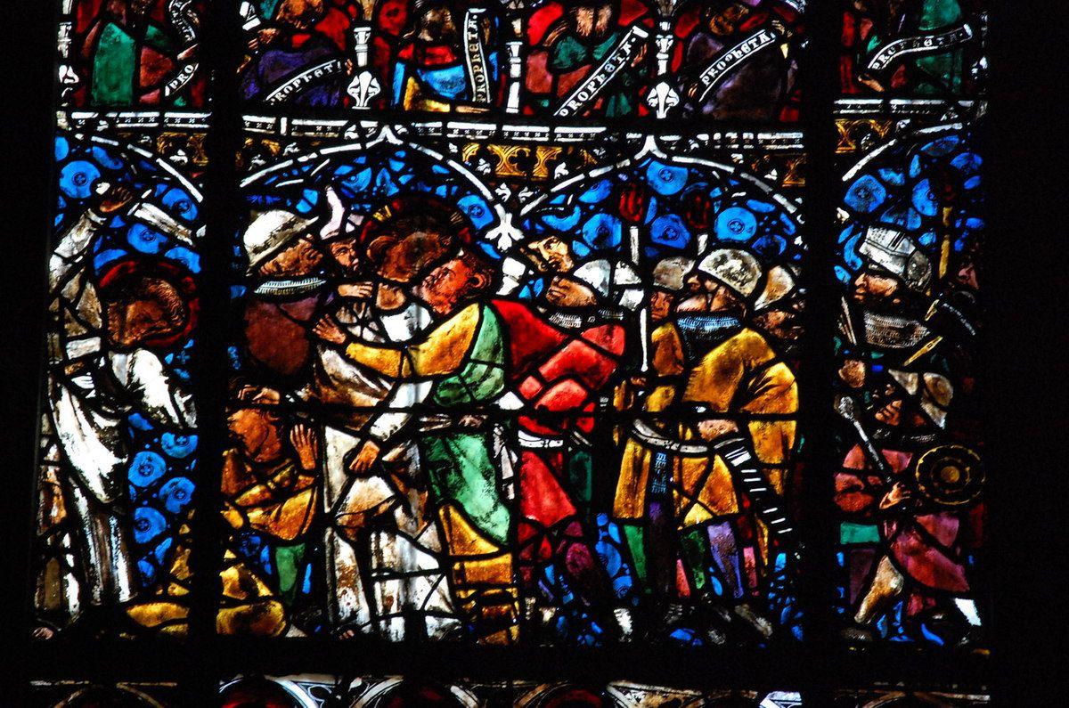 Cathédrale de Strasbourg Vitraux XIIe au XIVe siècles