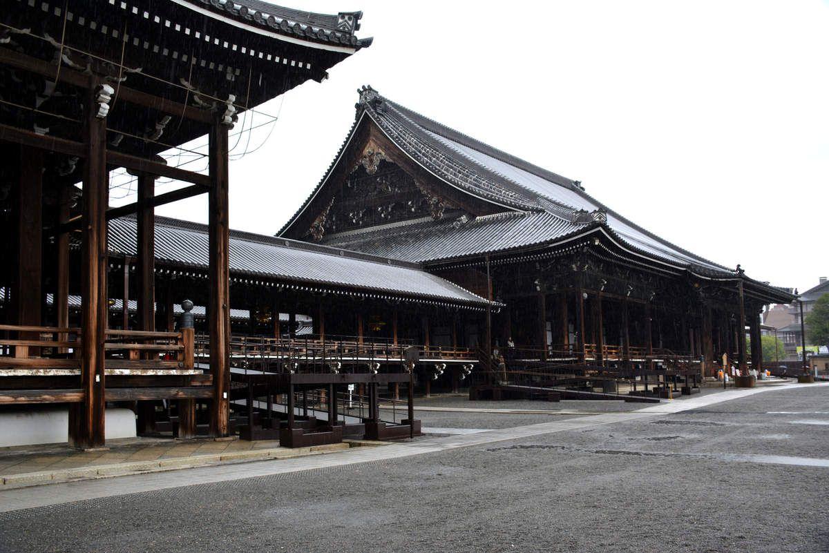 Kyoto: temples et cimetières - Photos: Lankaart (c)