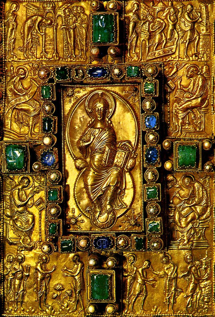 Codex Aureus de Saint-Emmeran