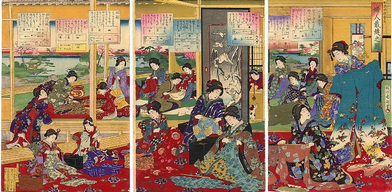 Toyohara Chikanobu