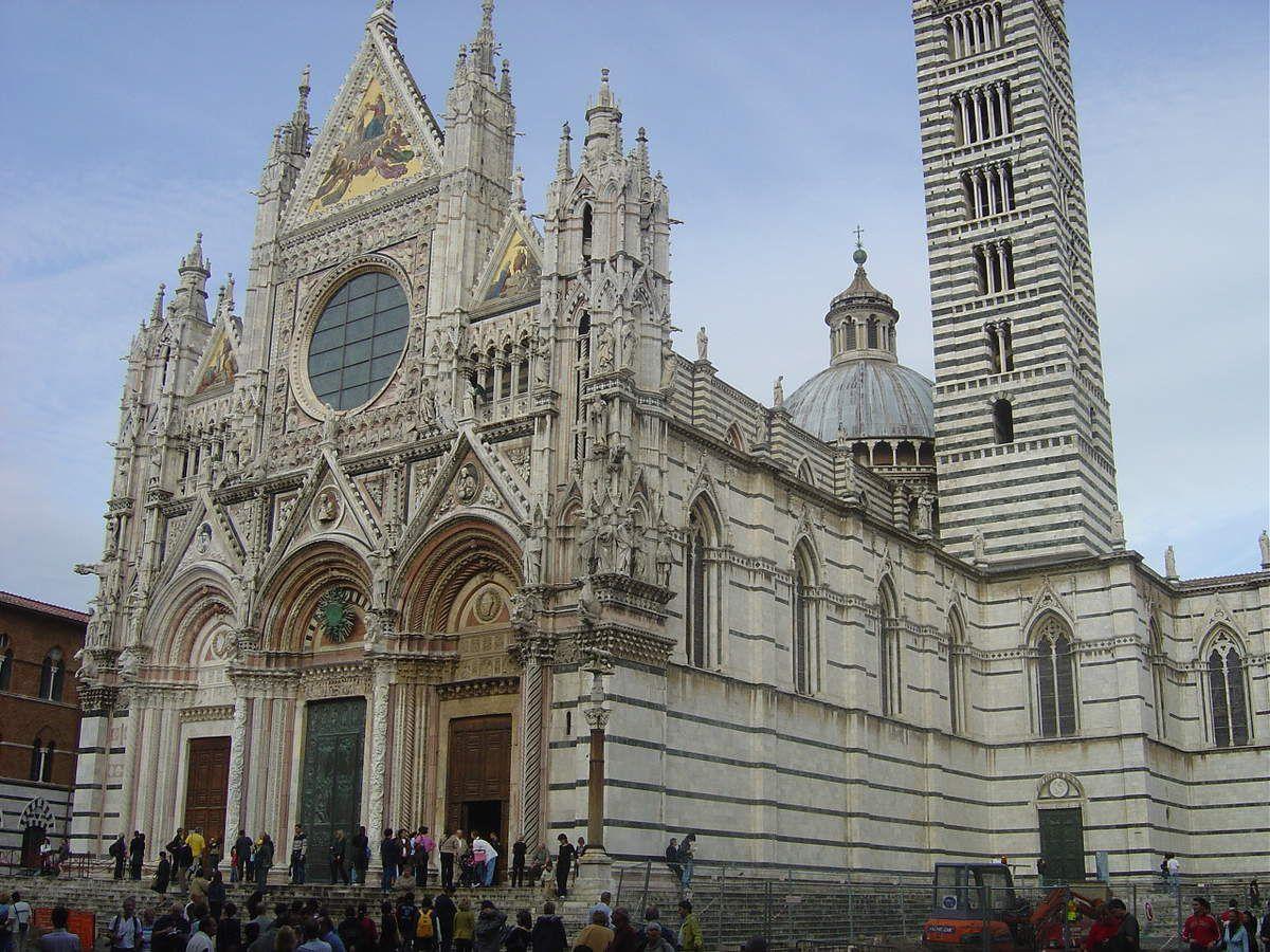 Cathédrale de Sienne - Siena Cathedral