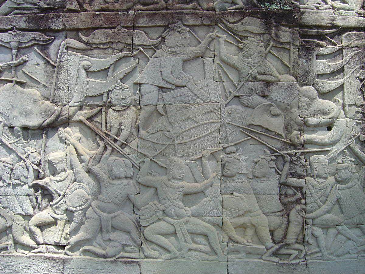 Angkor Thom - Photos: Lankaart (c)