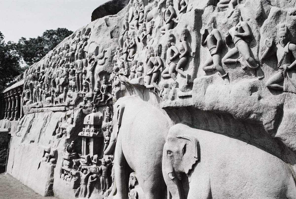 Mahabalipuram - Photo: Lankaart (c)