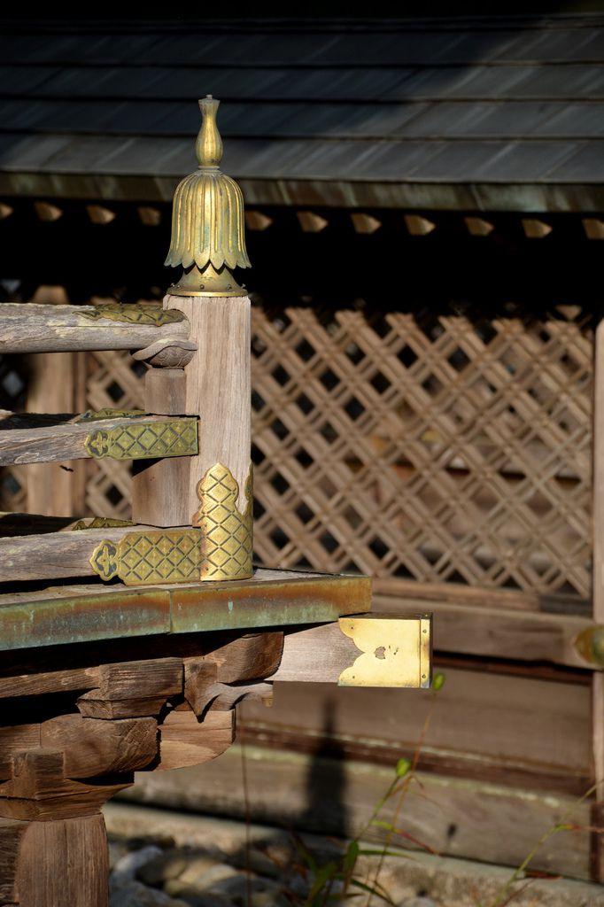 Koya-San - Mausolée des Tokugawa - Photos: Lankaart (c)