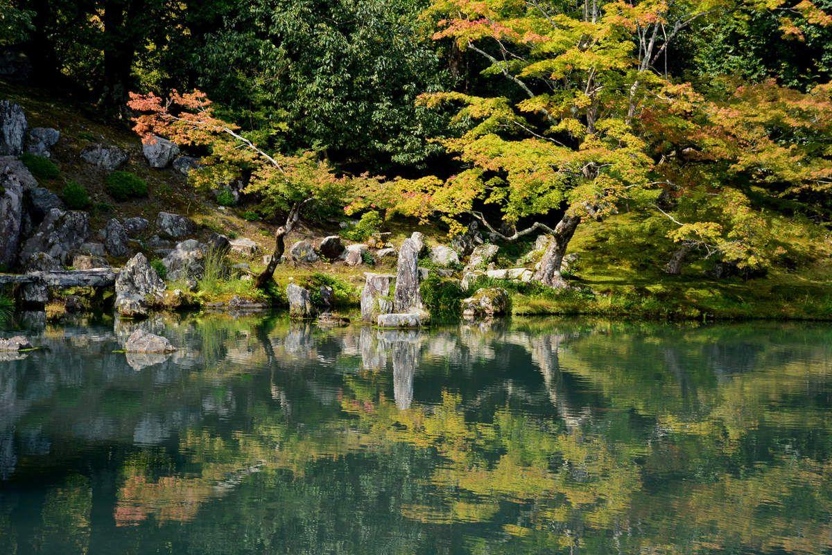 Kyoto - Temple Tenryuji à Arashiyama - Photos: Lankaart (c)