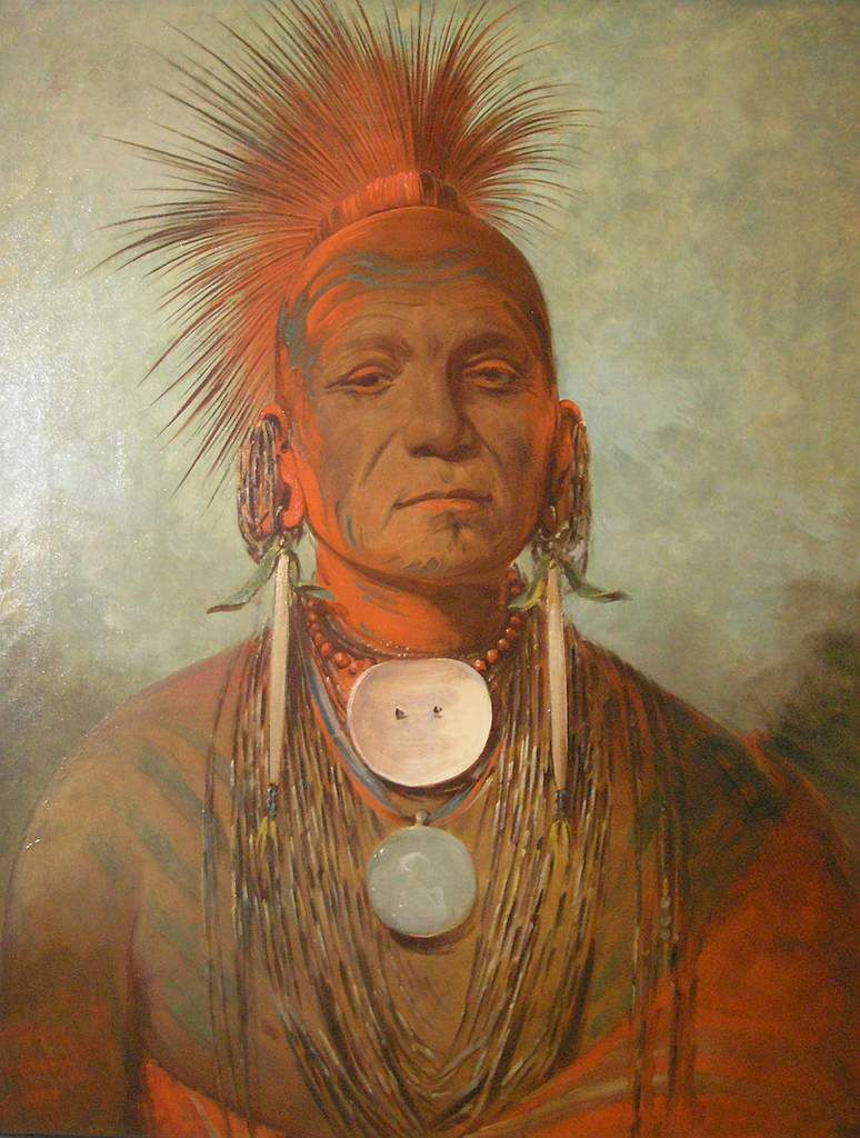 Georges Catlin - Le musée indien