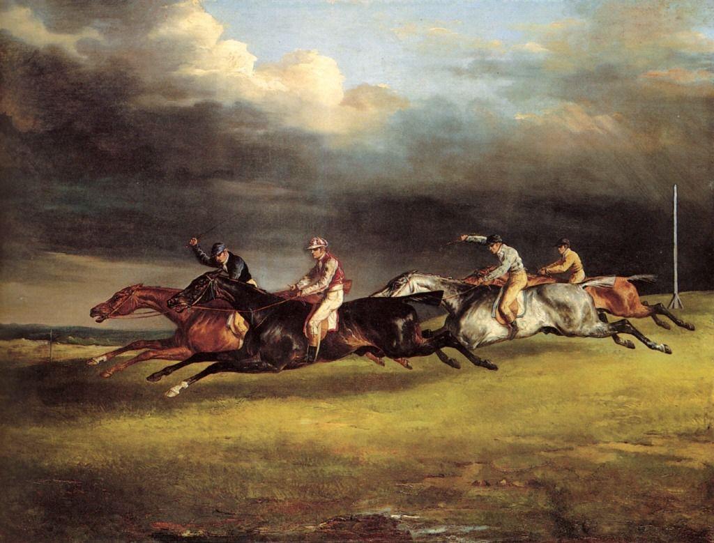 Géricault - Derby