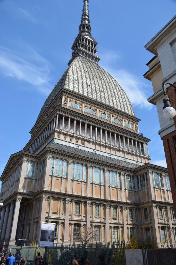 Turin - Mole Antonelliana - Photos: Lankaart (c)