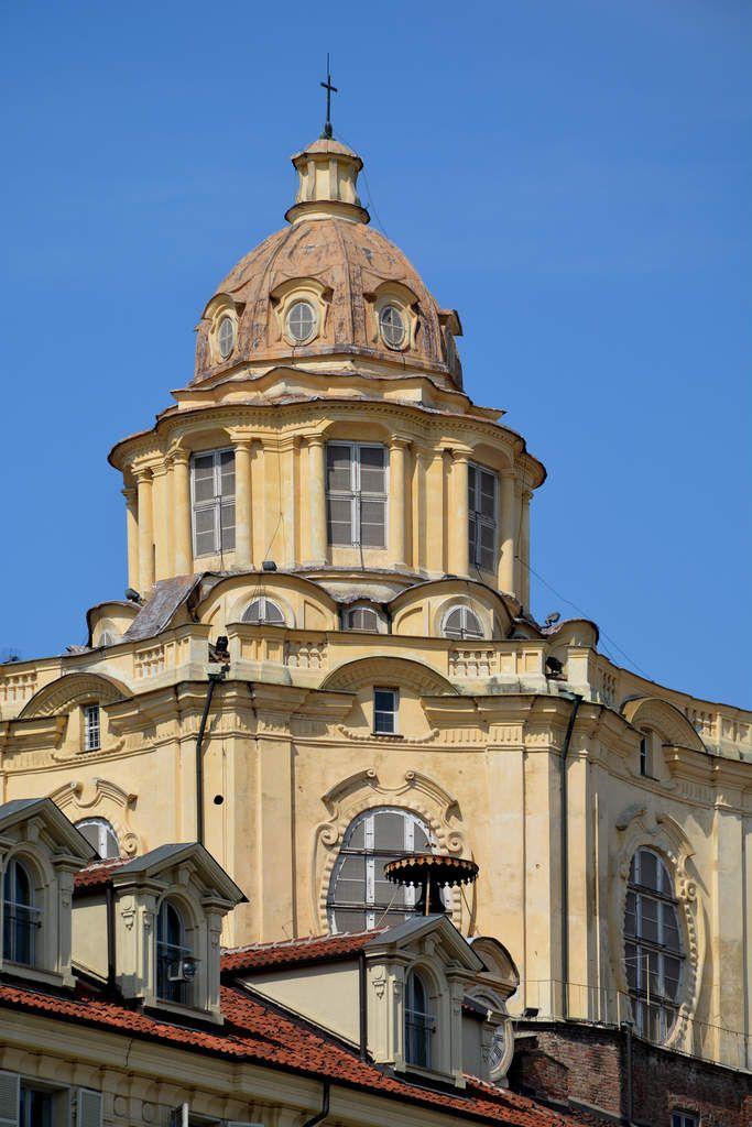 Turin - Église Saint-Laurent Real - Chiesa di San Lorenzo - Photos: Lankaart (c)