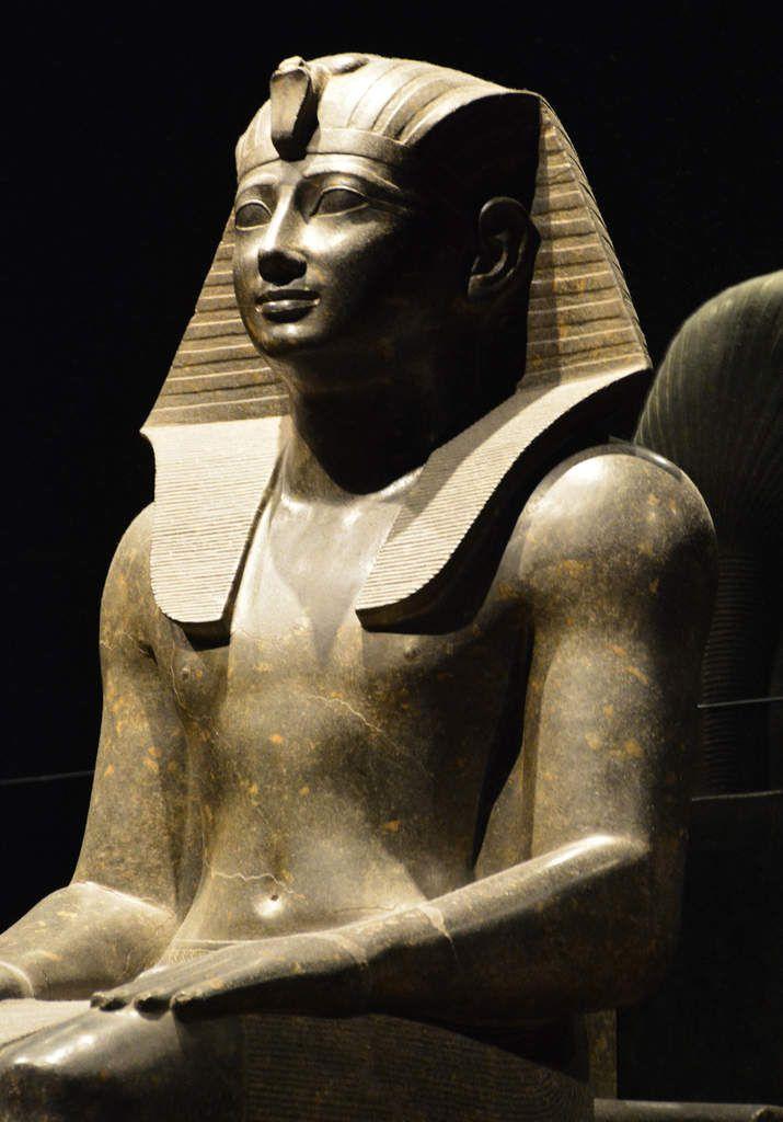 Thoutmôsis III - Musée égyptien Turin - Photos: Lankaart (c)
