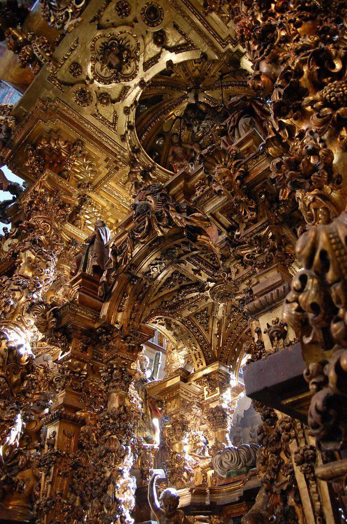 Mateo de Prado - Monasterio de San Martín Pinario - Saint-jacques de Compostelle - Photos: Lankaart (c)