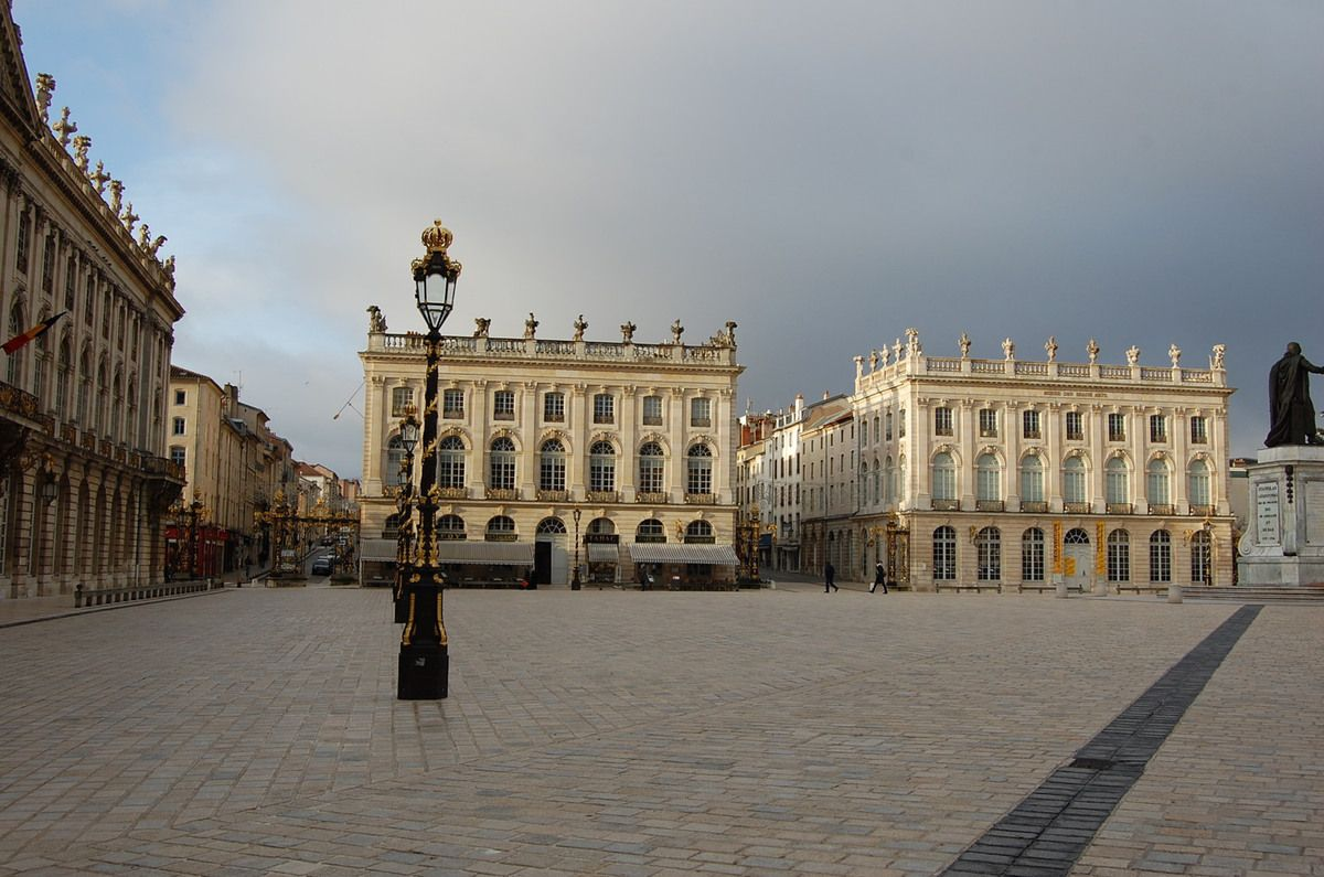 Nancy - Place Stanislas - Photos: Lankaart (c)