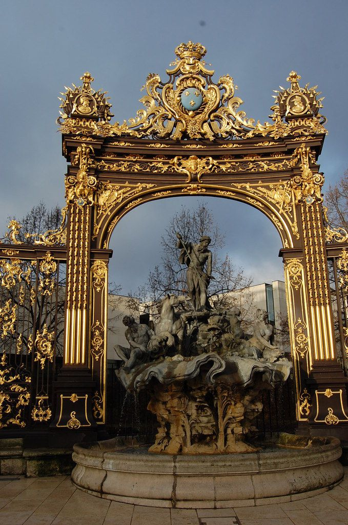 Nancy - Place Stanislas - Photo: Lankaart (c)