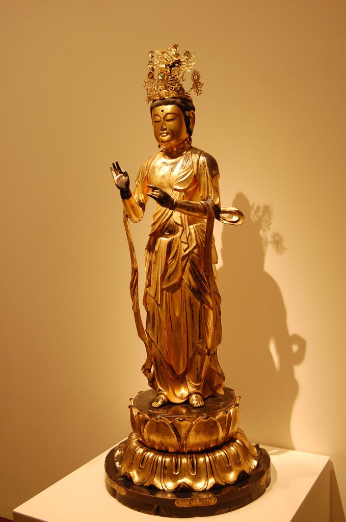 Bodhisattva - Edo - Musée ethnologique Berlin - 1705 - Photos: Lankaart (c)