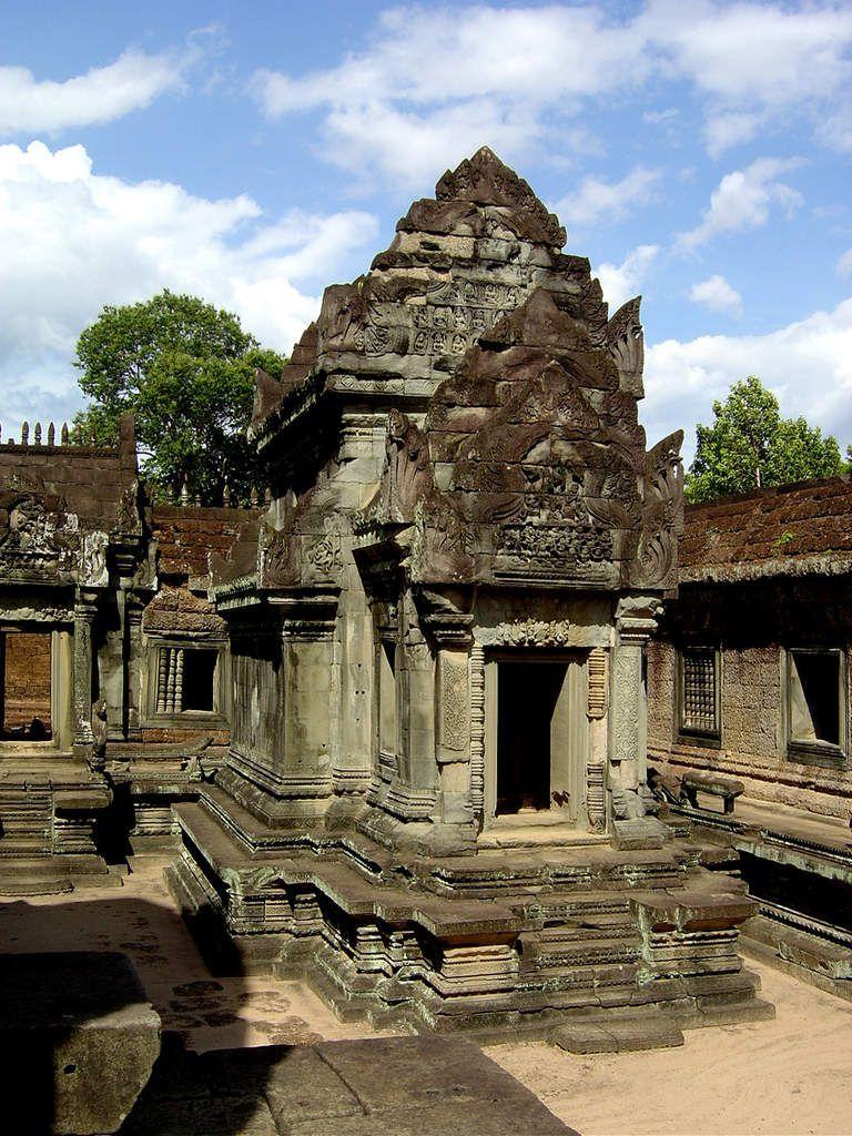Angkor - Banteay Samre Temple - Photos: Lankaart (c)