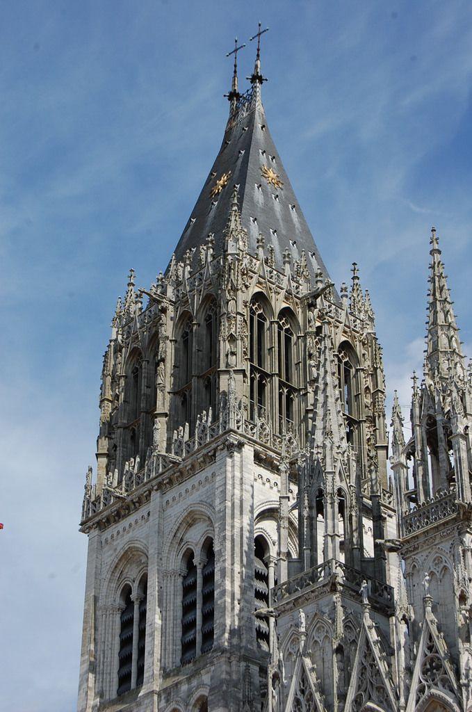 Rouen - Cathédrale  - Photos: Lankaart (c)