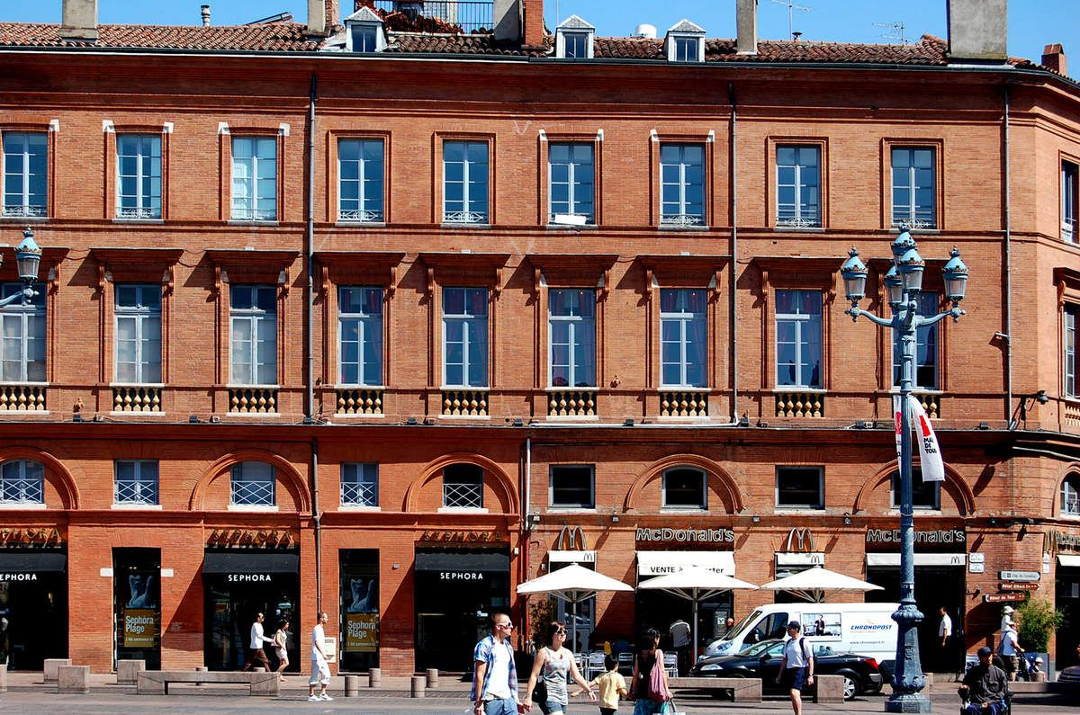 Toulouse - Place du Capitole - Photos: Lankaart (c)