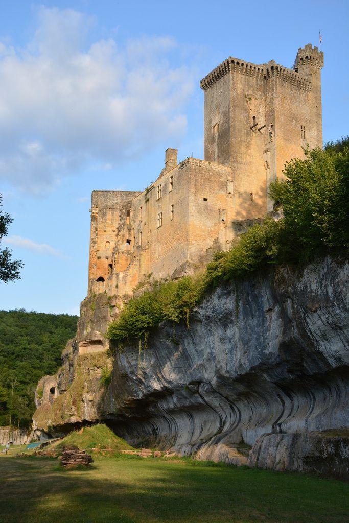 Dordogne - Château de Commarque - Photos: Lankaart (c)