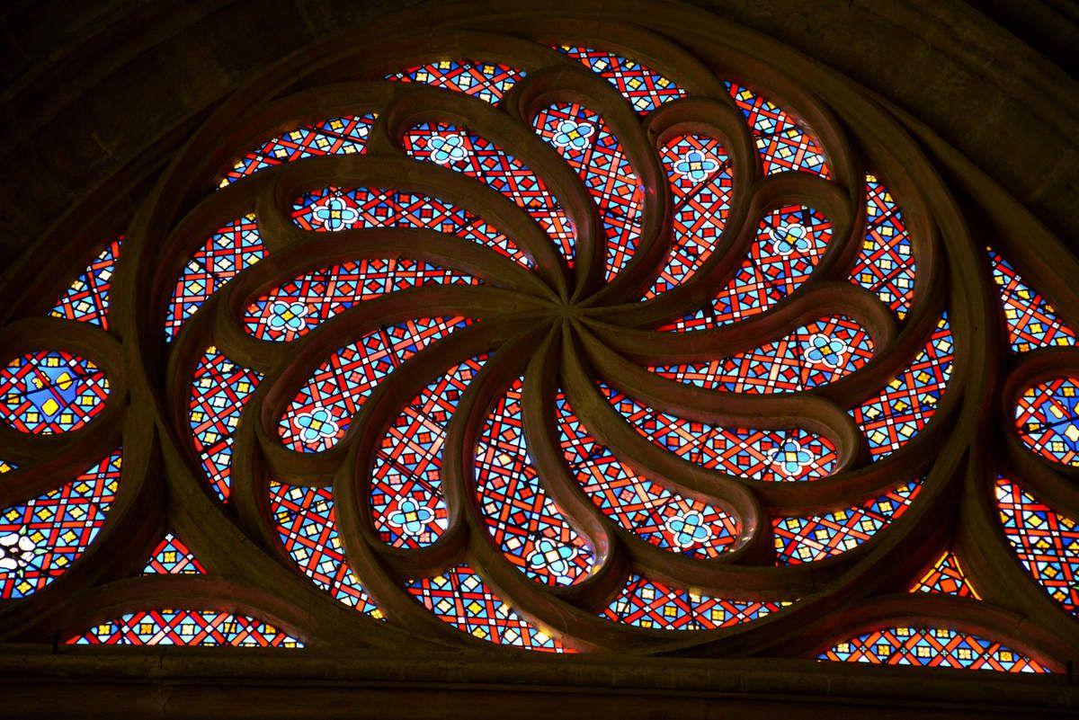 Lyon - Cathédrale Saint-Jean-Baptiste - Photos: Lankaart (c)