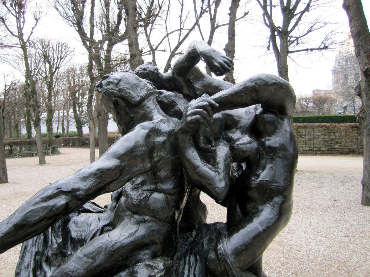 Rodin - Victor Hugo - 1890 - Musée Rodin - Paris - Photos: Lankaart (c)