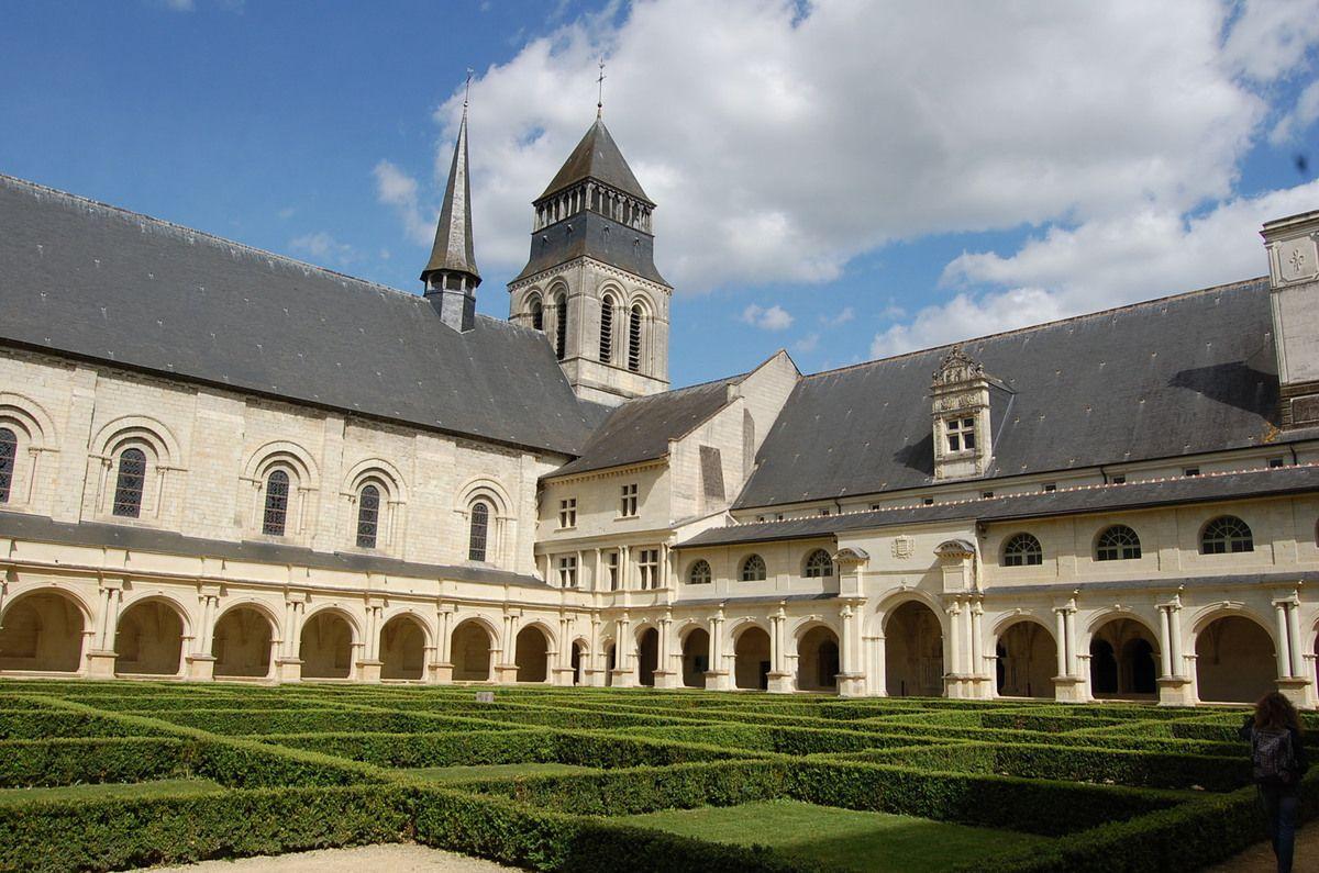 Abbaye de Fontevraud - Photos: Lankaart (c)
