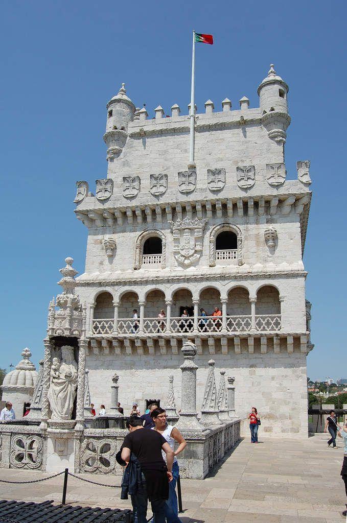 Lisbonne - Torre de Bélem - Photos: Lankaart (c)