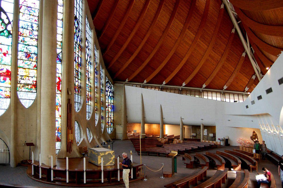 Église Sainte-Jeanne-d'Arc de Rouen - Photos Lankaart (c)