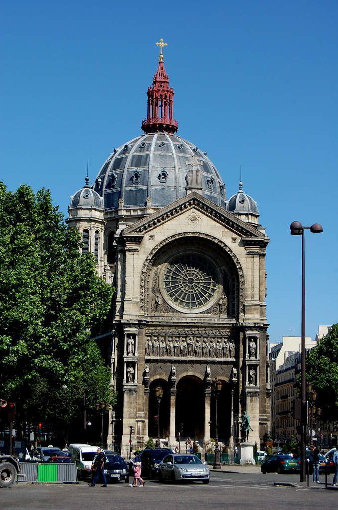 Eglise Saint-Augustin - Paris - Photos: Lankaart (c)