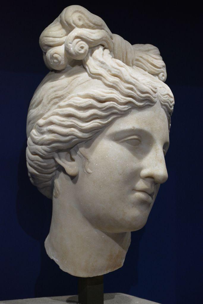Diane - Nîmes - Musée de la romanité - Photos: Lankaart (c)