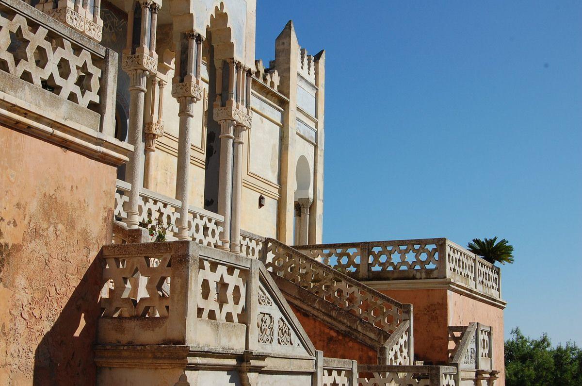 Pouilles - Villa Sticchi - Santa Cesarea Terme - Photos: Lankaart (c)