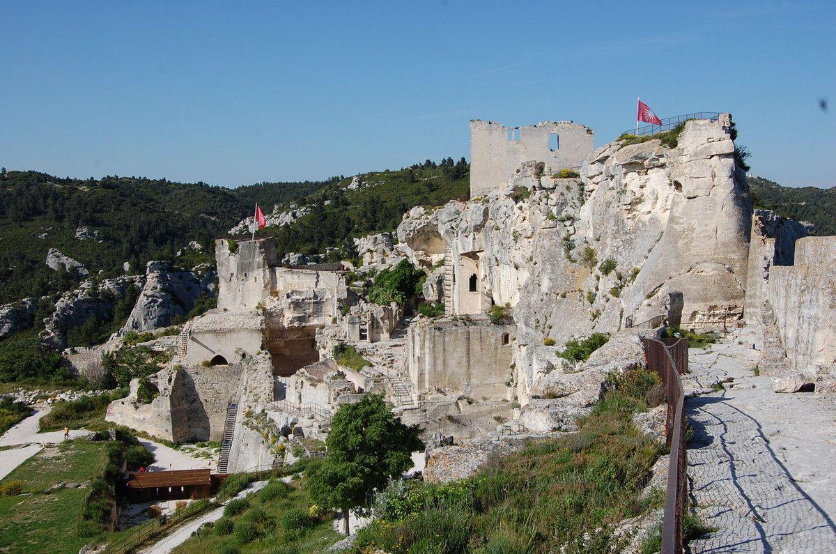 Les Baux de Provence - Photos: Lankaart (c)