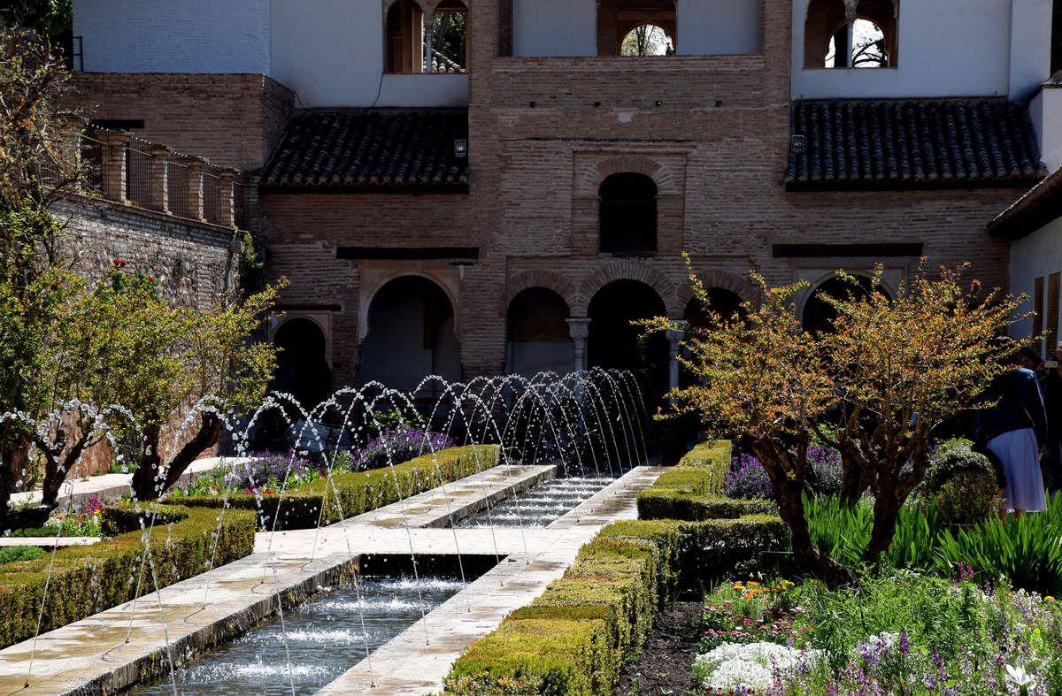 Grenade - Alhambra - Generalife - Photos: Lankaart (c)