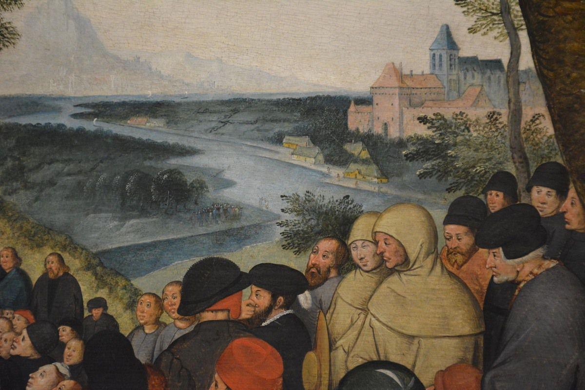 Pieter Brueghel - La Prédication de Saint Jean-Baptiste - Photos: Lankaart (c)