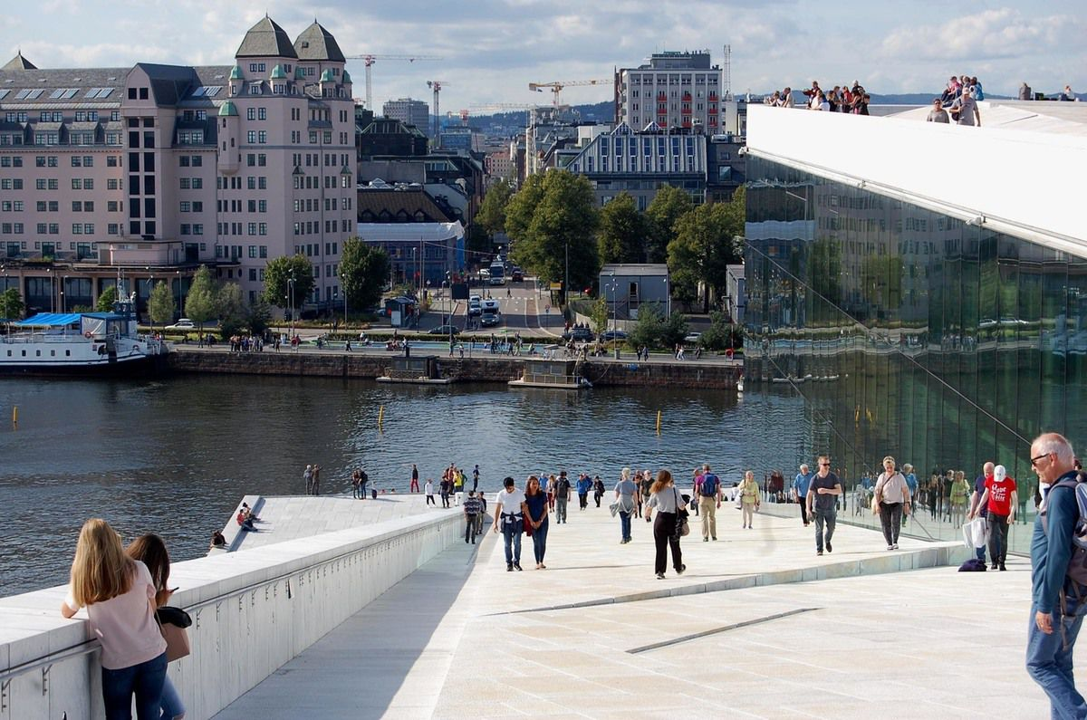 Snoettha - Opéra d'Oslo - Photos: Lankaart (c)