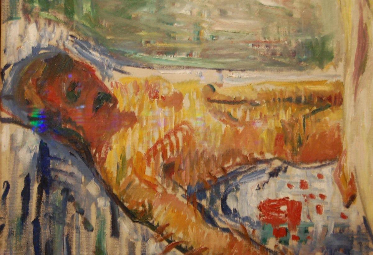 Munch - La Mort de Marat - Photos: Lankaart (c)