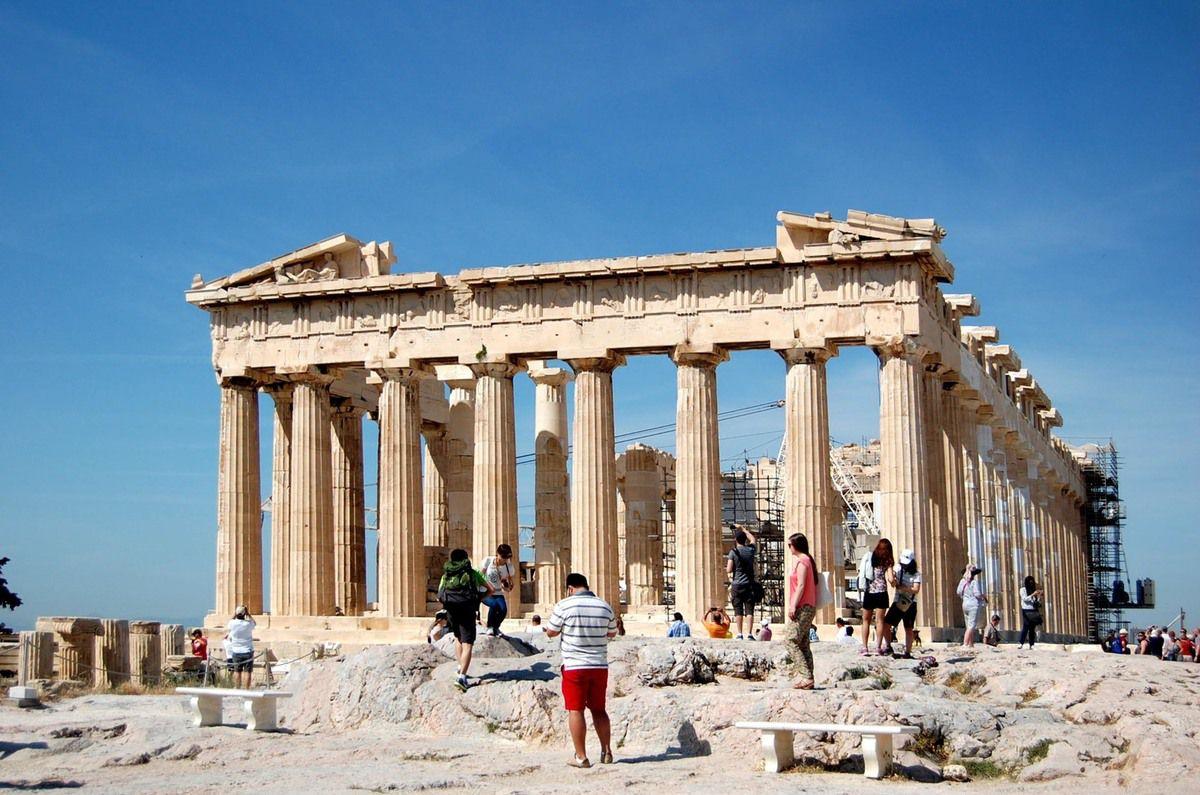 Athènes - Le Parthénon  - Photos: Lankaart (c)