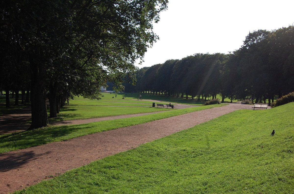 Oslo - Le Parc de Frogner - Photos: Lankaart (c)
