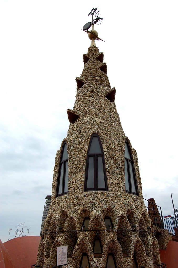 Gaudi - Palais Güell - Photos: Lankaart (c)