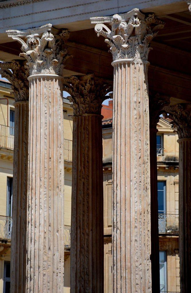 Nîmes - Maison Carrée - Photos: Lankaart (c)