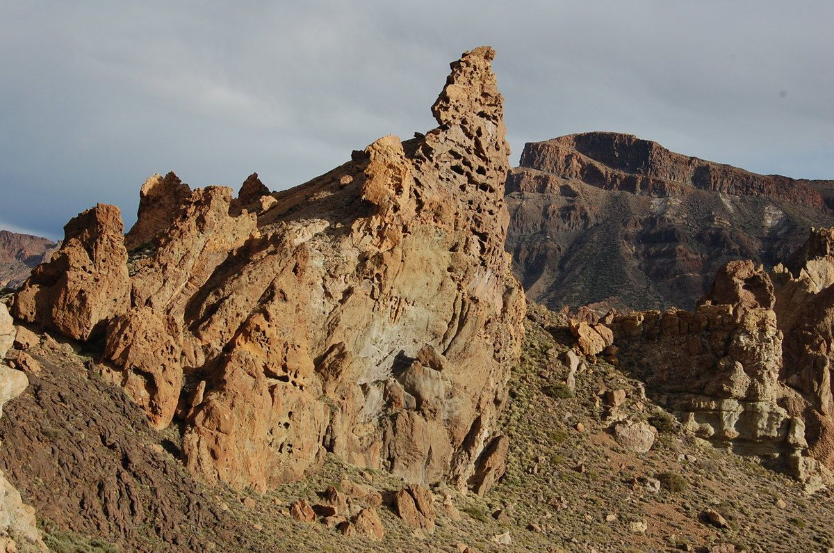 Tenerife - Parc national de Teide - Photos: Lankaart (c)
