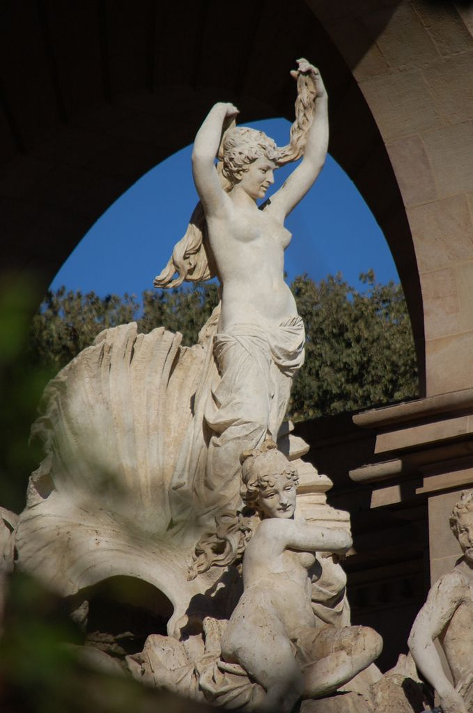 Barcelone - Parc de la Ciutadella - Photos: Lankaart (c)