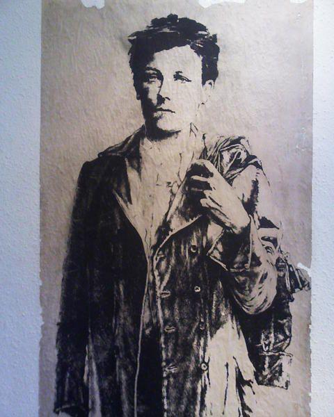 Ernest Pignon-Ernest - Rimbaud